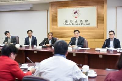 港保安局:台灣殺人案暴露現存制度缺陷