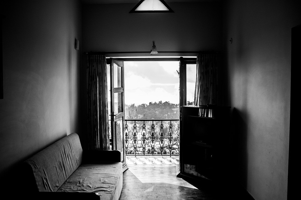 ▲▼房間,公寓,鬼屋。(圖/取自免費圖庫Pixabay)