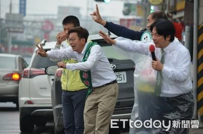賴清德:用最大努力守護台灣