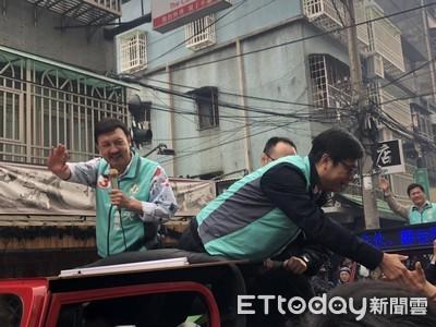 陳其邁:國民黨內激戰2020「牌局還是相公」