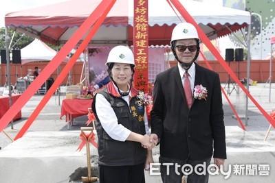 樂多坊旅館動土 花蓮2年內3家酒店將開幕