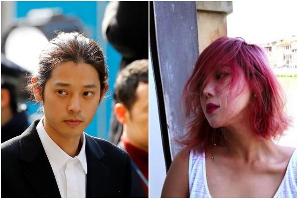 ▲▼南韓女星松雨(Solbi)曾被誤傳不雅影片流傳。(圖/CFP、翻攝自IG)