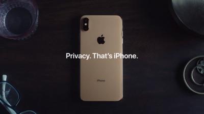 蘋果新iPhone廣告 幽默呈現隱私重要性