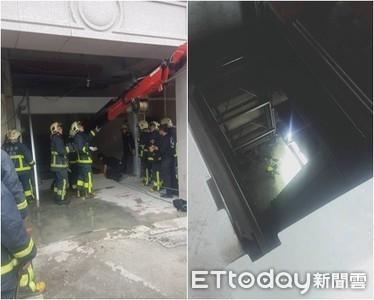 即/板橋工人「墜6米高」摔入地下2樓命危