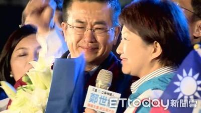 影/馬朱吳站台鄭世維 吳:讓國民黨2020年重返執政!