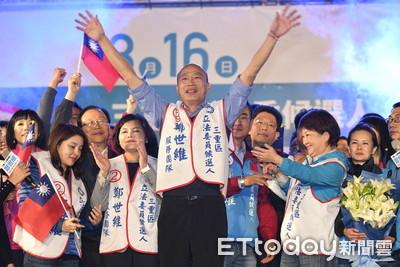 韓流加持仍敗選 孫大千:不見得能轉移選票