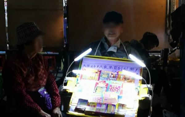 [新聞] 「被偷好幾張500」台南彩券阿公自責捶心