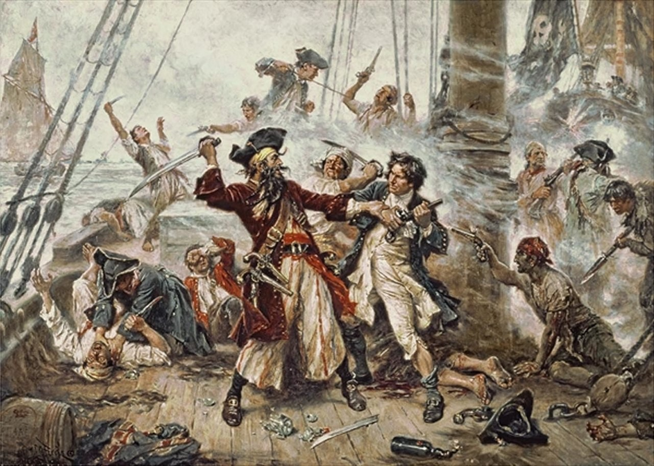 ▲海盜。(圖/翻攝自維基百科)