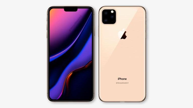 ▲▼供應商外流iPhone 11最新設計為三鏡頭。(圖/翻攝自外媒9to5mac)