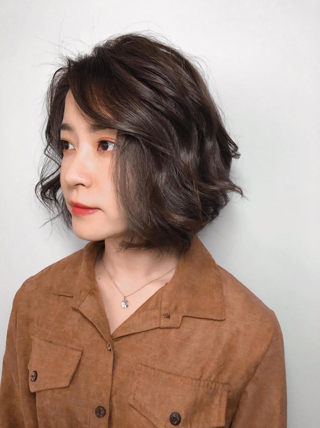 ▲韓妞大勢「氧氣短髮」來襲!自然清新超減齡。(圖/StyleMap提供,請勿隨意翻拍,以免侵權。)