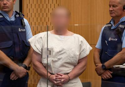 紐國兇嫌被遭控50項謀殺罪!須做精神鑑定