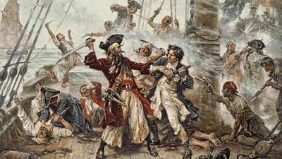 濫發許可證賺錢!古代英國允許海盜掠奪 搶來的錢全進貴族口袋