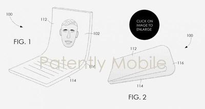 不讓三星、華為專美於前!外媒曝光 Google 像「摺棉被」一樣的摺疊螢幕設計圖
