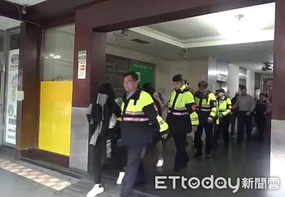 中山警處理糾紛 改帶回24人驗尿