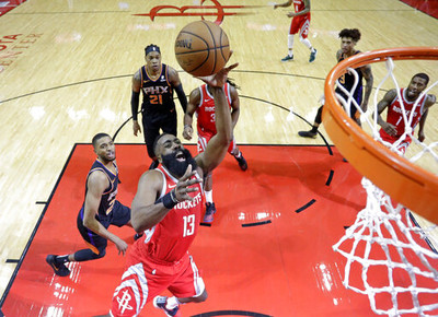 NBA首見 哈登轟超猛神鬼數據