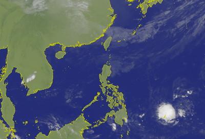 3號颱風「聖帕」誕生?氣象局回應了