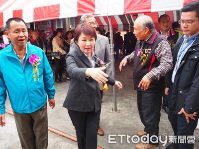 盧秀燕:民進黨贏面子,國民黨贏裡子