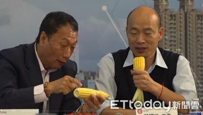 被問是否力挺韓國瑜選總統 郭台銘:支持對台灣最好的人