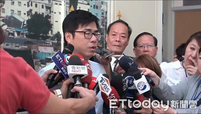 「沒有分裂本錢」 陳其邁挺蔡英文連任