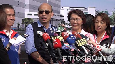 林為洲籲韓國瑜初選領表「一次到位」