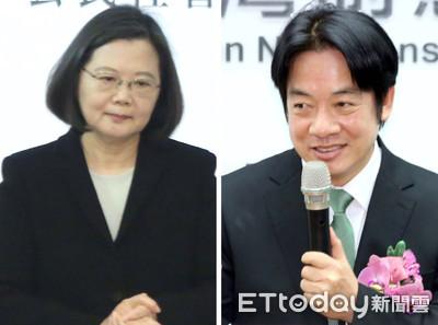 快訊/賴清德:台灣不做第二個香港