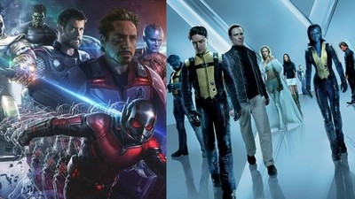 看《復聯4》必知4大關鍵! X戰警、復仇者有望合體靠這點