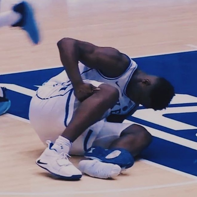 鞋子裂开风波后 Nike特别为杜克球星「威廉森」制造一双强化版