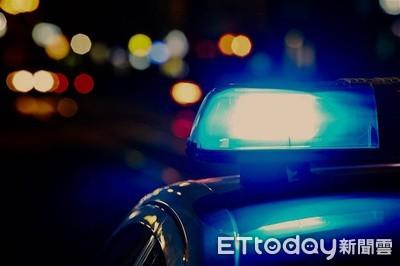 雄警酒駕對撞摔斷手 警局震怒:記過2次