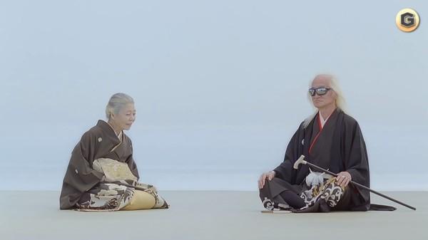 ▲樹木希林老公內田裕也過世。(圖/翻攝自YouTube)