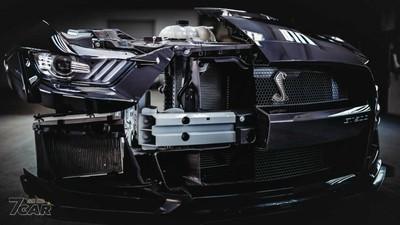 福特野馬Shelby GT500如何最強