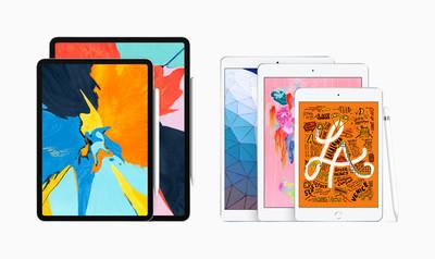 iPad Air、iPad mini三大電信今開賣
