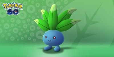 《Pokémon GO》提高草系出現率