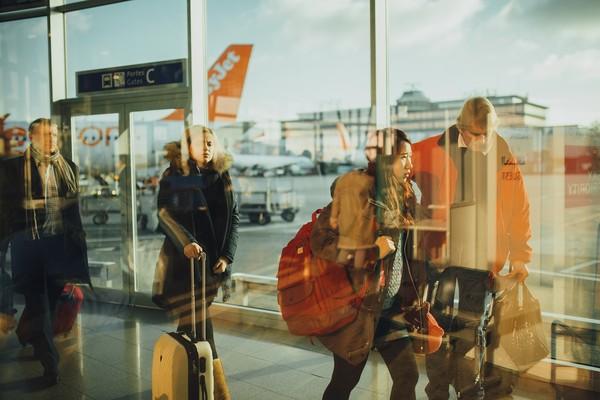 ▲▼搭飛機,機艙,機場。(圖/取自Pixabay)