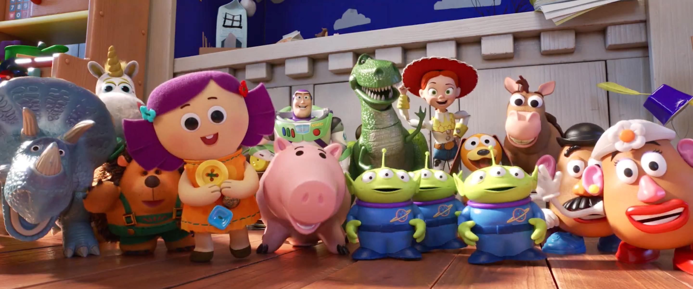 ▲▼《玩具總動員4》劇照。(圖/翻攝自Youtube/Disney•Pixar)