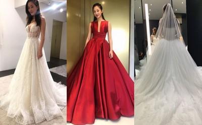 推薦給準新娘 我的婚紗試穿分享