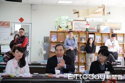竹崎高中不畏少子化招生逆勢成長