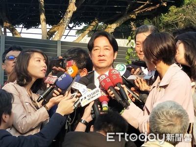 孫大千:賴清德選總統的5大問題