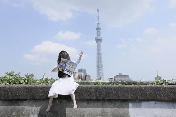 ▲「貞子」新電影《貞子》即將上映。(圖/翻攝自推特/貞子)