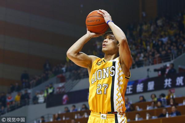 CBA/林志傑12分助廣廈晉級 季後賽8強對決周儀翔