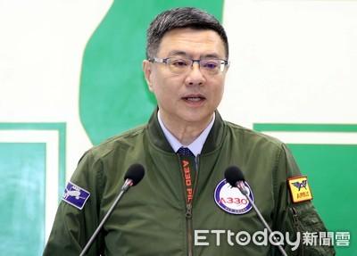 初選若喊卡卓榮泰辭主席?民進黨駁斥
