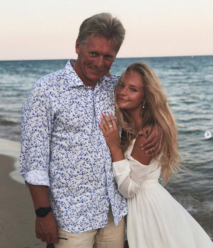 普丁亲信女儿Elizaveta Peskova神正!成为欧洲议会「最火辣实习生」引热议