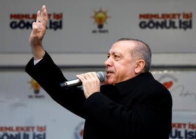 川普嗆制裁 土耳其總統仍不停火