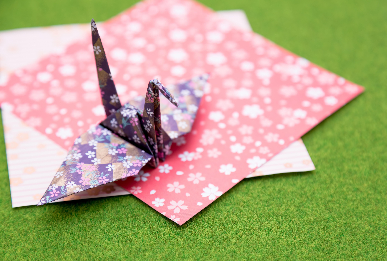 ▲紙鶴,折紙,千紙鶴。(圖/取自免費圖庫Pakutaso)