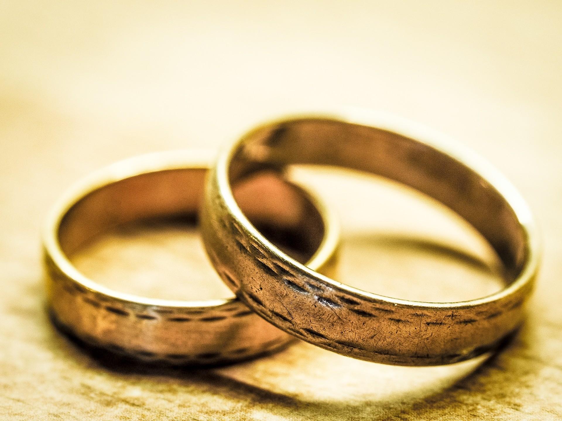 ▲戒指,婚戒,結婚,訂婚。(圖/取自免費圖庫Pakutaso)