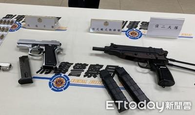 1個月爆4槍擊 北市警:斷金流、追黑槍