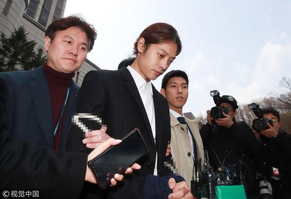 快訊/鄭俊英被抓了! 夜店事件首位藝人遭下「逮捕令」