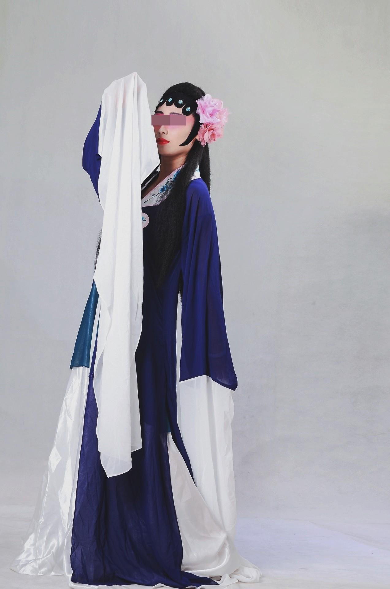 ▲戲曲,京劇,戲班,女旦 。(圖/取自免費圖庫Pixabay)