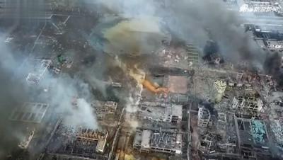 江蘇鹽城爆炸案無波及台商、台胞