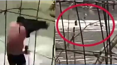 13歲女為了手機跳河 司機救人反溺斃