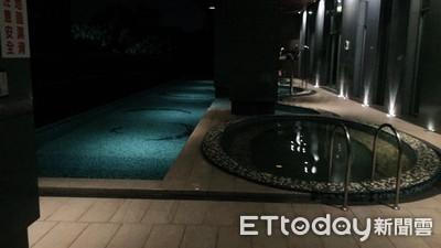 父親在旁享受SPA 兒子抽筋溺水死在泳池